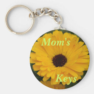 Mom's Keys Keychain