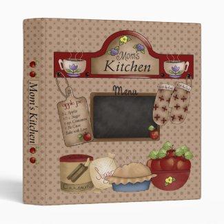 Moms Kitchen #2, 1