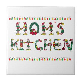 Mom's Kitchen Tile