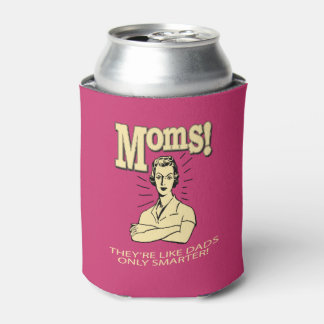 Moms: Like Dads, Only Smarter Can Cooler