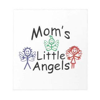 Moms Little Angels Memo Pads