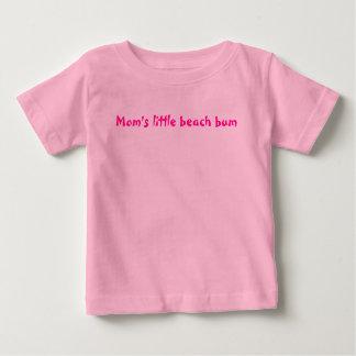 Mom's little beach bum t-shirt
