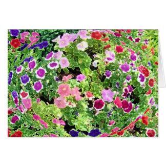 Moms Love Flowers Card