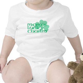 Mom's Lucky Charm T Shirt