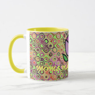 MOMS MAKE SMILES, Happy day to mom! Fun tulip cup