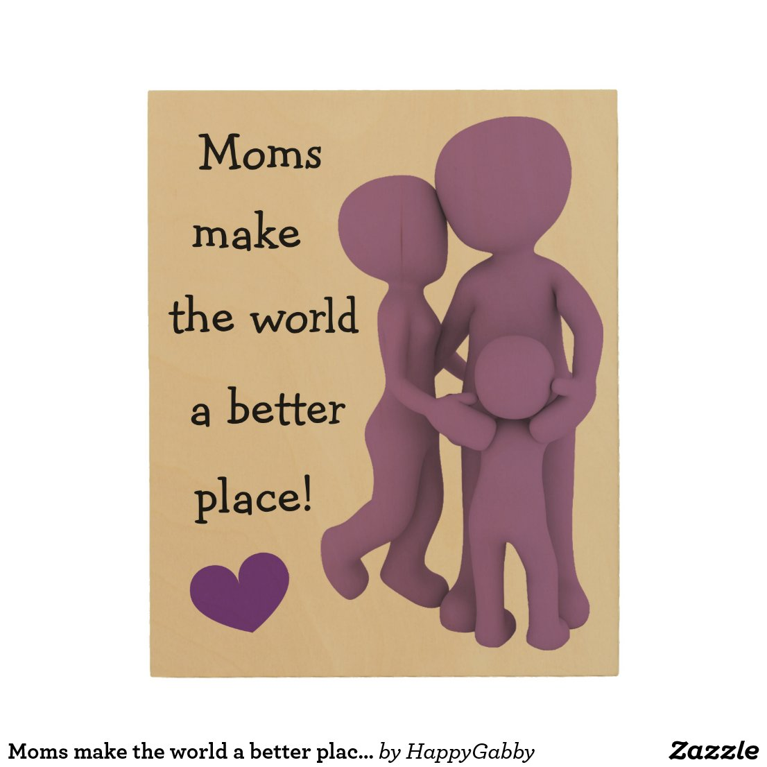 Cute Wall Art for Moms