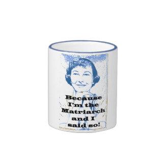 Mom's Matriarch Mug