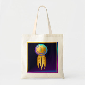 Mom's No 1 Ribbon Tote Bag
