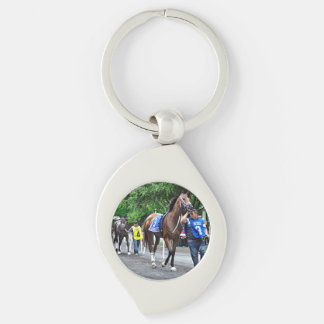 Moms on Strike Keychain