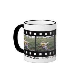 Mom's Photo Gift Mug mug