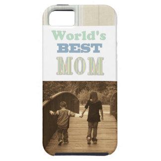 Mom's Photo iPhone Case iPhone 5 Cases
