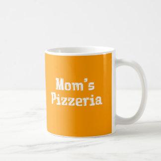 Mom's Pizzeria Gifts Coffee Mug