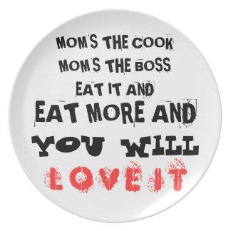 MOMS PLATE COOK BOSS