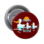 Mom's Reflection 2 Inch Round Button