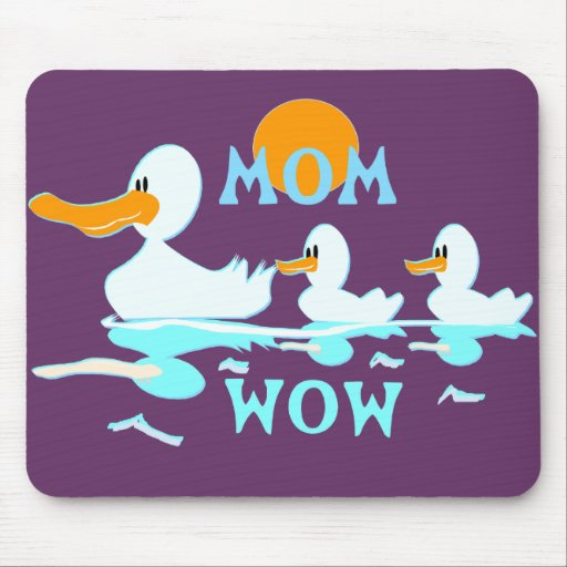 Mom's Reflection Mouse Pad