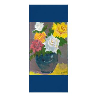 Mom's Roses Customizable Card