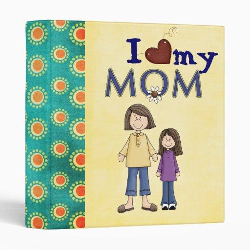moms scrapbook/ photo album vinyl binder
