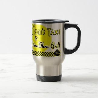 Moms Taxi and Drive-Thru Grill Coffee Coffee Mug