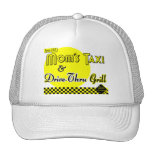 Moms Taxi and Drive-Thru Grill Trucker Hat
