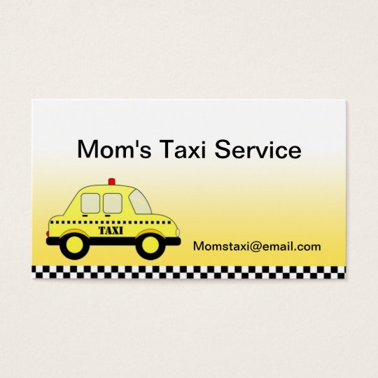 Mom's Taxi Profile Cards