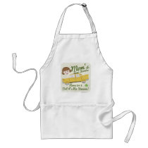 Moms Taxi Service Adult Apron