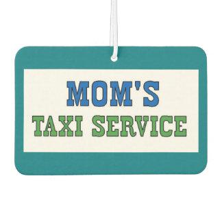 Moms Taxi Service Car Air Freshener
