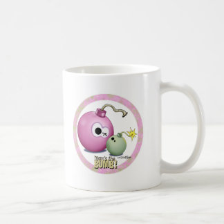 Mom's the Bomb mug