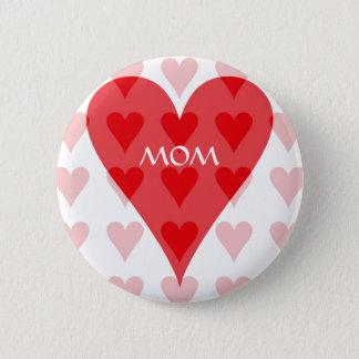 Moms Valentine Lapel Pin by Janz