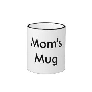 Mom'sMug Ringer Mug