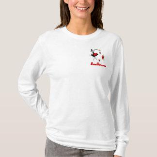 MomsRetro Sparkle Logo  T-shirt