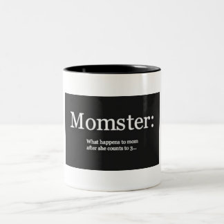 Momster Coffee Cup