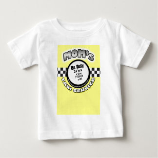 MomTaxi Baby T-Shirt