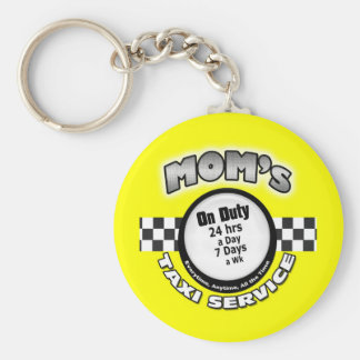 MomTaxi Keychains