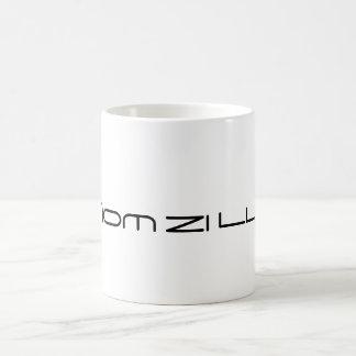 Momzilla Taza Básica Blanca