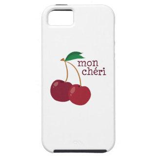 Mon Cheri iPhone 5 Covers