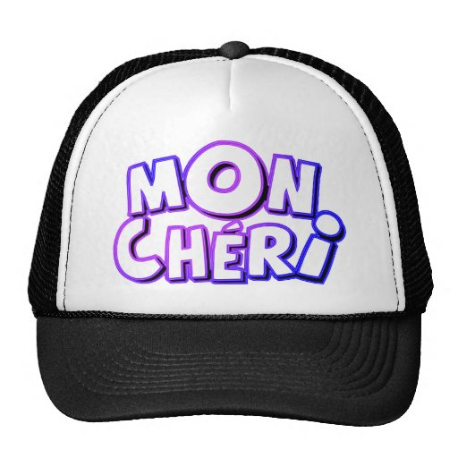 Mon Cheri Trucker Hat