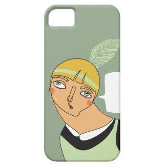"""Mon Cherie"" - happy subculture iPhone 5 Case"