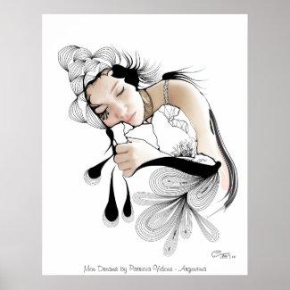 Mon Dreams print