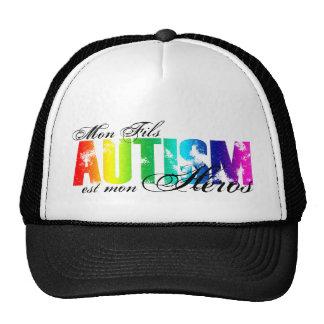 Mon Fils heros - Autism Trucker Hat
