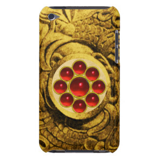 MON GEM red Barely There iPod Cover