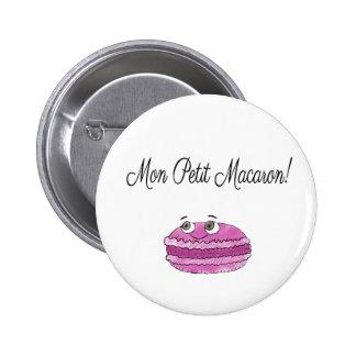 Mon Petit Macaron Buttons