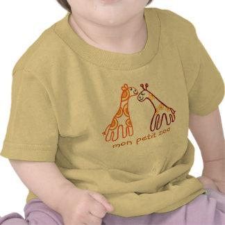 mon petit zoo shirts