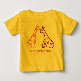mon petit zoo t-shirts