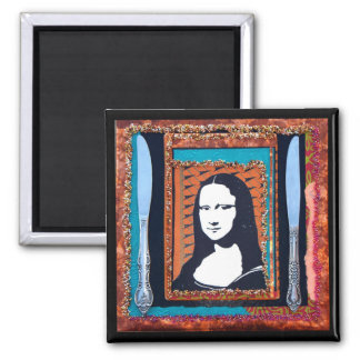 Mona Dinner Party Magnet