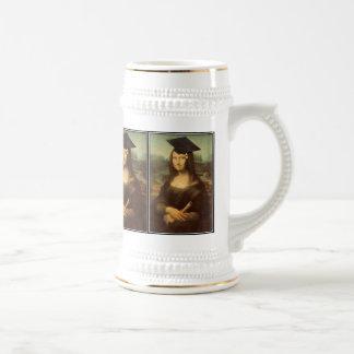Mona Graduate Beer Stein