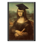 Mona Graduate Greeting Card