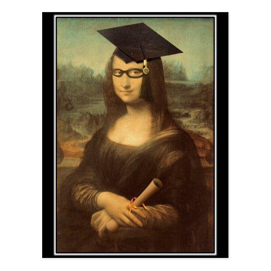 Mona Graduate Postcard