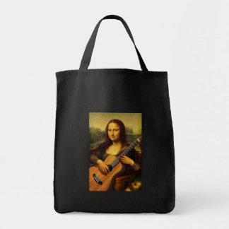 Mona Guitar Tote Bag