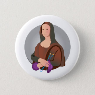 Mona Knits Button