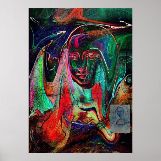 Mona Lisa #99 Póster